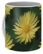 Rippling Daisies  Coffee Mug