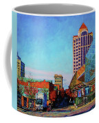 Rise And Shine - Roanoke Virginia Morning Coffee Mug