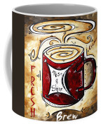 Rise And Shine Original Painting Madart Coffee Mug