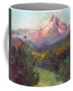 Rise And Shine Coffee Mug by Talya Johnson