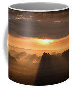 Rise Light Life Coffee Mug