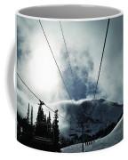 Rise To The Sun Coffee Mug by Michael Cuozzo