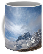Rising Mountains Coffee Mug