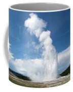 Rising Steam Coffee Mug