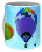 Rising Upward Coffee Mug