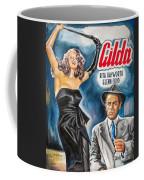 Rita Hayworth Gilda 1946 Coffee Mug