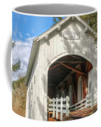 Ritner Creek Covered Bridge 0739 Coffee Mug
