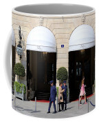 Ritz Hotel Paris Coffee Mug