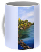 River At Hidden Acres 2. Coffee Mug