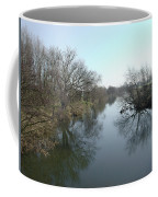 River At Marston On Dove Coffee Mug