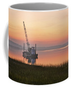 River Barge Coffee Mug