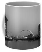 River Clyde View Coffee Mug