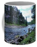 River Dee In Summer Coffee Mug