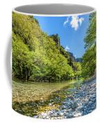 River In Kleidonia Zagora Coffee Mug