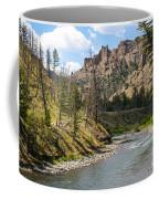 River In Shoshone Coffee Mug