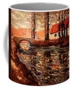 River Landscape Coffee Mug