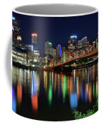 River Lights 2017 Coffee Mug
