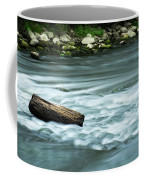 River Motion Coffee Mug