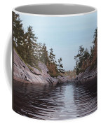 River Narrows Coffee Mug