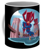 River, Ocean Coffee Mug