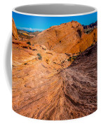 River Of Erosion Coffee Mug
