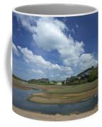 River Otter Estuary,  Budleigh Salterton, Devon, Southwest England, Uk Gb Coffee Mug