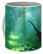 River Otter Swim Coffee Mug