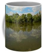 River Reflection Coffee Mug