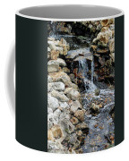 River Rock Of The Unknown Coffee Mug