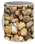 River Stones Coffee Mug