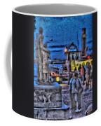 River Street Blues Coffee Mug