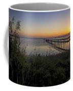 River Sunsrise - Florida Sunrise Scenic Coffee Mug
