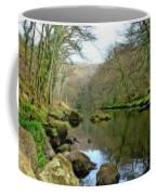 River Teign - P4a16010 Coffee Mug