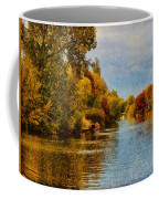 River Thames At Staines Coffee Mug