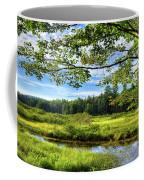 River Under The Maple Tree Coffee Mug