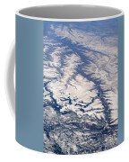 River Valley Aerial Coffee Mug