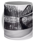 River View B And W Coffee Mug