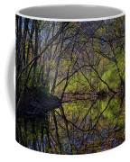 River Walk Reflections Coffee Mug