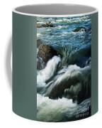 River With Rapids Coffee Mug