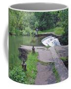 River Wye Weir Coffee Mug