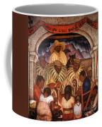Rivera: Rain Coffee Mug