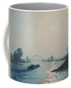 Riverbarge Coffee Mug
