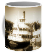 Riverboat, Liberty Square, Walt Disney World Coffee Mug