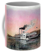 Riverboat Saint Paul Coffee Mug