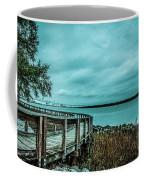 Riverfront Park Boardwalk Coffee Mug