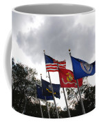 Riverfront Park In Charleston Sc Coffee Mug