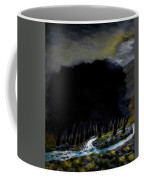 Riverside Tree Grove Coffee Mug