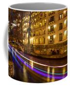 La Mansion Del Rio Riverwalk Christmas Coffee Mug
