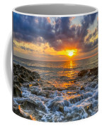 Riviera Beach Sunrise  Coffee Mug