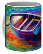 Riviera Boat IIi Coffee Mug